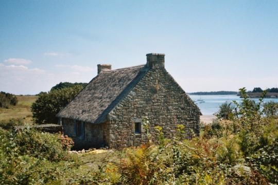 Maison de l 39 histoire de bretagne - Maison traditionnelle de bretagne ...